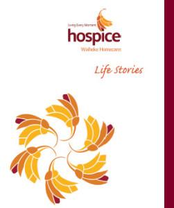 Life Stories Hospice brochure
